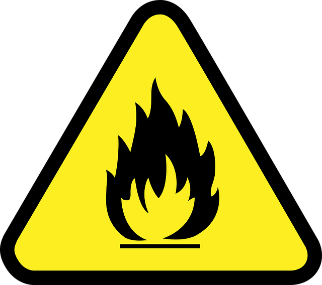 Fire Caution